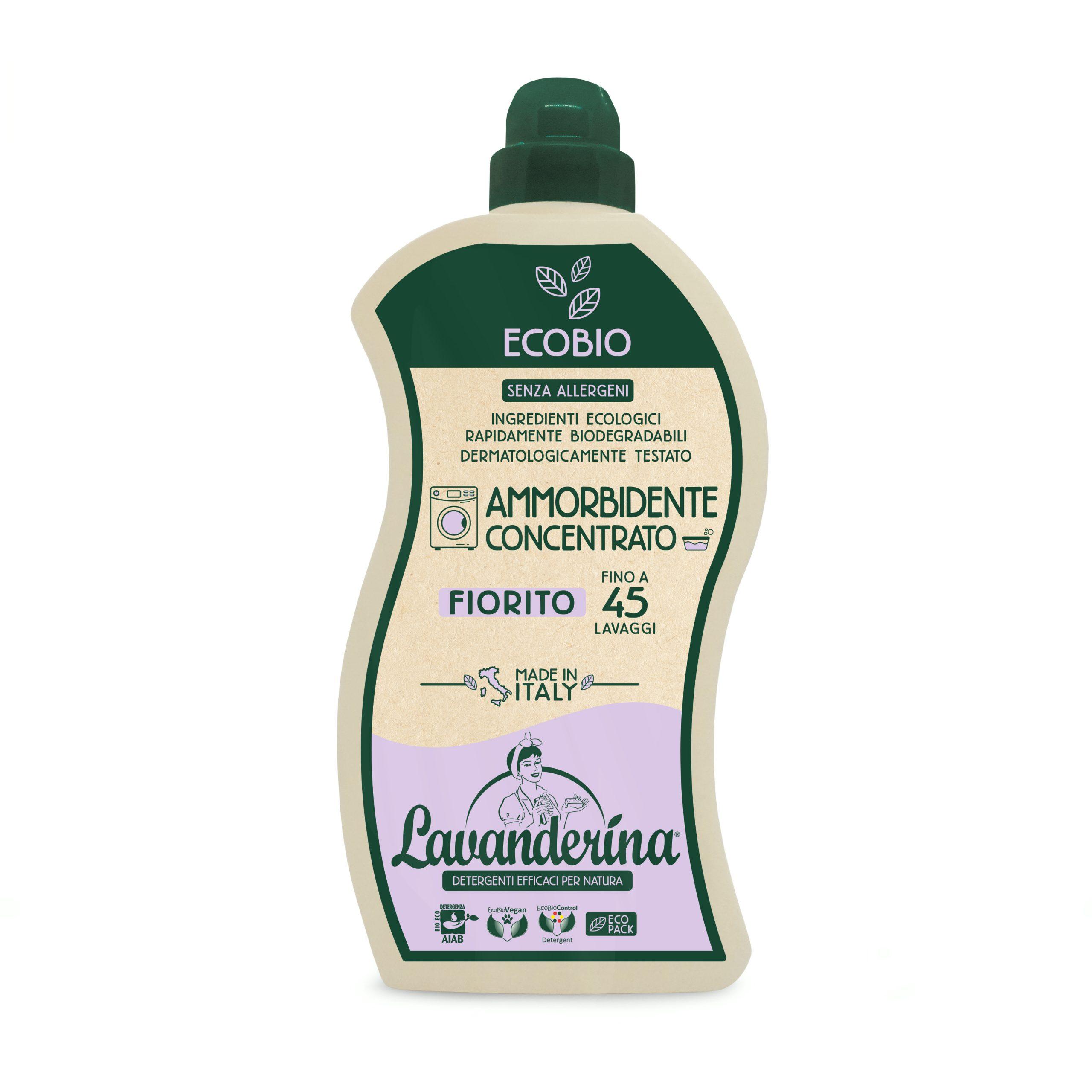 Ammorbidente Fiorito concentrato 900mL